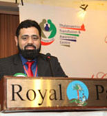 Mr. Arslan Ahmad : Info Secretary